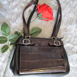 Brighton leather purse with dust bag